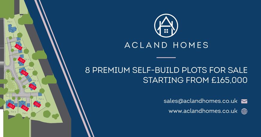 Self build plots/Design and Build, Hartlepool, TS26 0JX